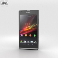Sony Xperia SP 3D Model